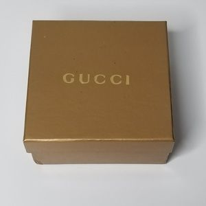 Green-Red Gucci Belt with Box